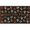 <strong>CleanScrape Deluxe Wipe Paws Mat</strong> by Apache Mills