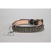 BowhausNYC Bling Dog Collar