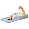 <strong>Big Digger 4' Rectangular Sandbox with Cover</strong> by Little Tikes