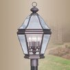 <strong>Livex Lighting</strong> Bradford Outdoor Post Lantern