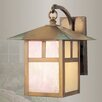 <strong>Livex Lighting</strong> Montclair Mission Outdoor Wall Lantern