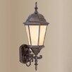 Livex Lighting Hamilton Outdoor Up Light Wall Lantern
