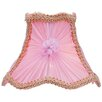 """<strong>6"""" Bell Clip Chandelier Shade</strong> by Livex Lighting"""
