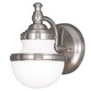 Livex Lighting Oldwick 1 Light Wall Sconce