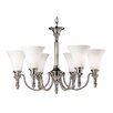 New Haven 6 Light Chandelier