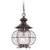 <strong>Livex Lighting</strong> Harbor 1 Light Outdoor Hanging Lantern