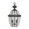 Livex Lighting Monterey 2 Light Outdoor Hanging Lantern