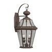 <strong>Livex Lighting</strong> Georgetown Outdoor Wall Lantern