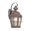 <strong>Livex Lighting</strong> Nantucket Outdoor Wall Lantern