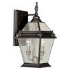 <strong>Fleur De Lis Outdoor Wall Lantern</strong> by Livex Lighting