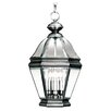 <strong>Livex Lighting</strong> Bradford 3 Light Outdoor Hanging Lantern