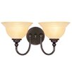 <strong>Livex Lighting</strong> North Port 2 Light Vanity Light