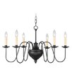 <strong>Livex Lighting</strong> Heritage 6 Light Chandelier