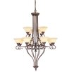Livex Lighting Coronado 12 Light Chandelier