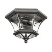 <strong>Livex Lighting</strong> Monterey Outdoor Flush Mount