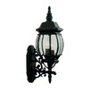 "<strong>Livex Lighting</strong> Frontenac 23""  Outdoor Wall Lantern"