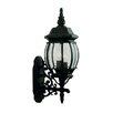 "Livex Lighting Frontenac 23""  Outdoor Wall Lantern"
