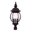 "Frontenac 4 Light 10.25"" Outdoor Post Lantern"