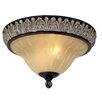 <strong>Orleans Flush Mount</strong> by Livex Lighting