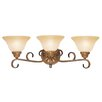 Livex Lighting Bristo 3 Light Vanity Light