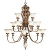 <strong>Livex Lighting</strong> Savannah 16 Light Chandelier