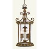 <strong>Livex Lighting</strong> Savannah 4 Light Foyer Pendant