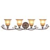 <strong>Livex Lighting</strong> Villa Verona 4 Light Vanity Light