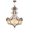 <strong>Livex Lighting</strong> Bristol Manor 4 Light Chandelier