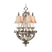 <strong>Livex Lighting</strong> Pamplona 4 Light Chandelier