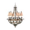 <strong>Livex Lighting</strong> Pamplona 6 Light Chandelier