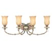 <strong>Livex Lighting</strong> Bristol Manor 4 Light Vanity Light