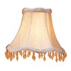 "<strong>Livex Lighting</strong> 6"" Scallop Empire Lamp Shade"