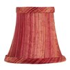 "<strong>5"" Silk Bell Clip Chandelier Shade</strong> by Livex Lighting"