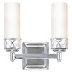 <strong>Livex Lighting</strong> Westfield 2 Light Vanity Light