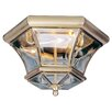 <strong>Livex Lighting</strong> Monterey 3 Light Flush Mount