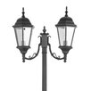 <strong>Livex Lighting</strong> Hamilton 2 Light Outdoor Post Lantern