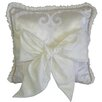 <strong>Bebe Chic</strong> Arabesque Bow Pillow