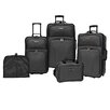Traveler's Choice 5 Piece Luggage Set