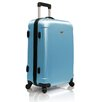 "Traveler's Choice Freedom Lightweight Hard-shell 25"" Spinner Suitcase in Arctic Blue"