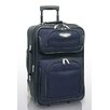"<strong>Traveler's Choice</strong> Amsterdam 21"" Expandable Rolling Carry On"