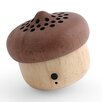 Kikkerland Large Acorn Bluetooth Speaker