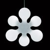 Atomium Pendant in White