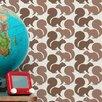 Aimee Wilder Designs Squirrels Wallpaper Sample (Set of 2)