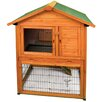 <strong>Ware Mfg</strong> Premium Bunny Barn Rabbit Hutch