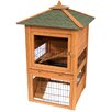 Premium Bunny Cottage Hutch