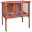 <strong>Ware Mfg</strong> Double Rabbit Hutch