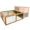 <strong>Ware Mfg</strong> Premium Penthouse Small Animal Playpen