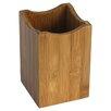 Oceanstar Design Bamboo Utensil Holder