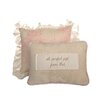 <strong>Cotton Tale</strong> Heaven Sent Girl Pillow (Set of 2)