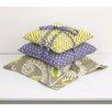 Cotton Tale Periwinkle 3 Piece Pillow Pack